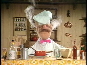Swedish Chef was one of the most popular characters from The Muppet Show